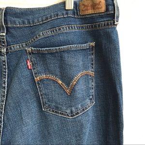 Levi's 515 boot cut jeans 16